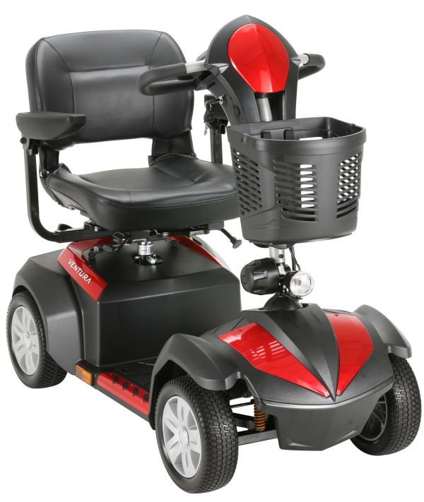 Available 4 Wheeled Mobility Scooter For Rent In Chicago, IL